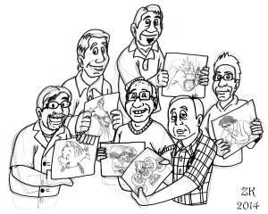 DAY 9, Animators